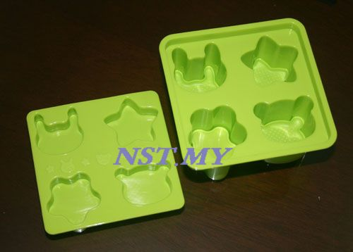 4 in 1 Mini Rice Mould