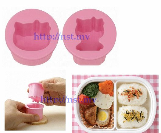 Japan Import Hello Kitty Vegetable/Moon Cake mould - Click Image to Close