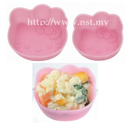 Japan Import Hello Kitty chocolate mould/food cup