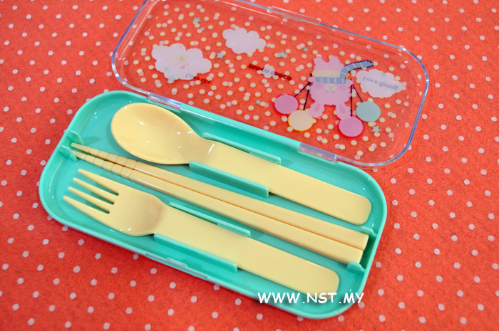 Bear Cutlery Set