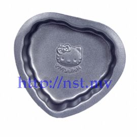 Hello Kitty Heart Shape Cake/Jelly/Chocolate Mould