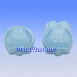Japan Import Doraemon Head Shape Jelly Mould