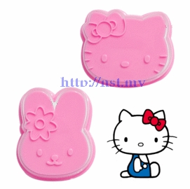 Japan Import Hello Kitty Toast/Cookies/Moon Cake Mould