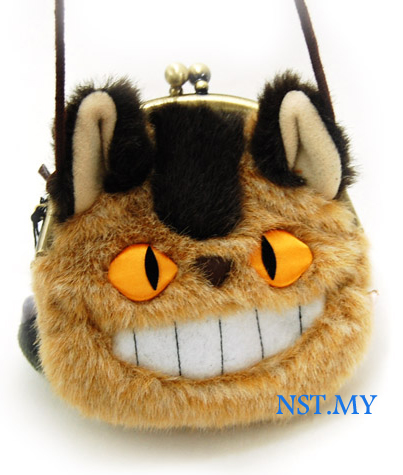 Totoro Plush Type Coin Plush