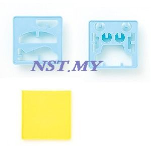 Air Plane & Car 3D Cookies Mould