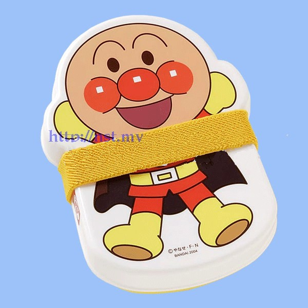 Japan Import Anpanman Microwavable Lunch Box