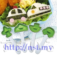 Japan Import Transport Rice Mould/Burger Mould