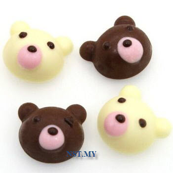 Cute Bear chocolate/jelly/cake/cookies/ice Mould