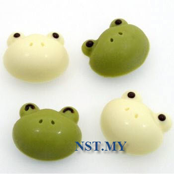 Cute Frog chocolate/jelly/cake/cookies/ice Mould