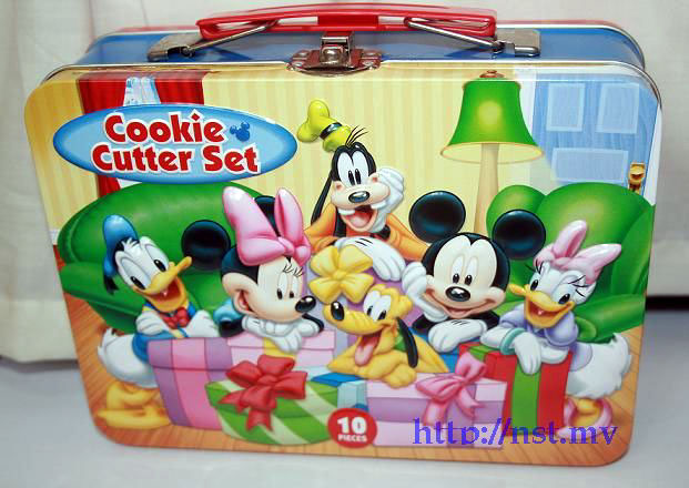 Disney Cookie Cutter Box Set