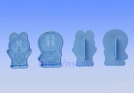 Doraemon Full Body Cookies Mould