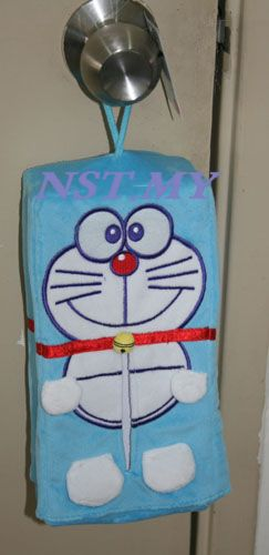 Japan Import Doraemon Hanging Tissue Box