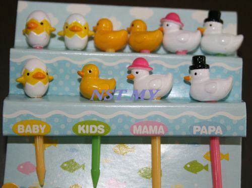Japan Import Ducks Family Picks