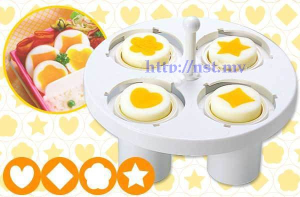 Varieties boiled egg/Jelly/Pudding Mould Set