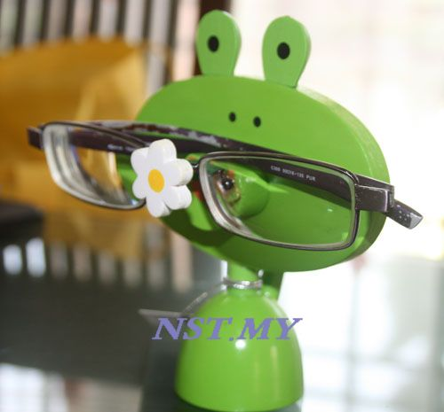 Japan Import Frog Eye Glasses Holder