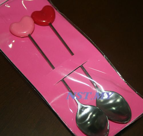Japan Import Heart Spoon