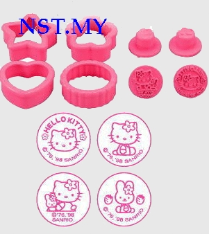 Japan Import Hello Kitty Cookies/Mooncake Mould
