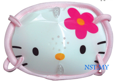 Hello Kitty Bio口罩 头花