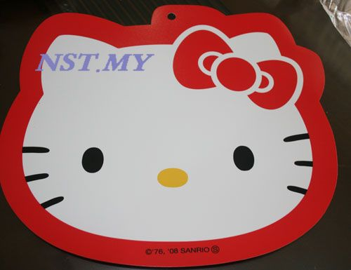 Japan Import Hello Kitty Waterproof Table Mat