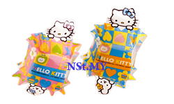 Japan Made Hello Kitty Square Baking cup - Click Image to Close