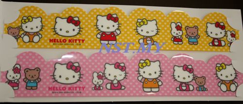 Japan Made Hello Kitty Cute Baran