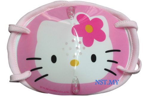 Hello Kitty Bio Face Mask B(Blue String)