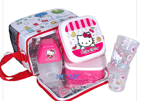 Hello Kitty Picnic Set