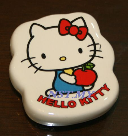 Japan Import Hello Kitty Ceramics Chopstick Holder
