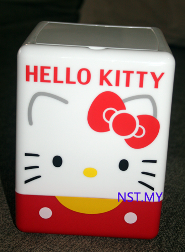 Hello Kitty Snack/Candy Multipurpose Container(with Flaw)