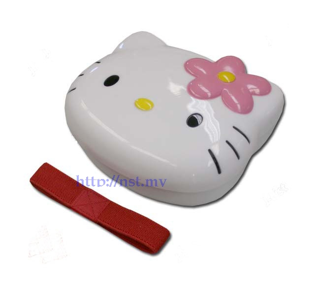 Japan Import Hello Kitty Face Bento Box