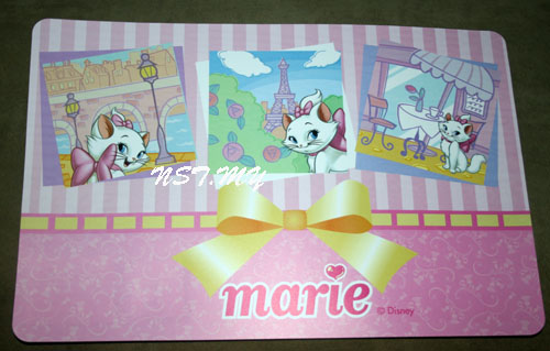 Japan Import Marie Cat Table Mat