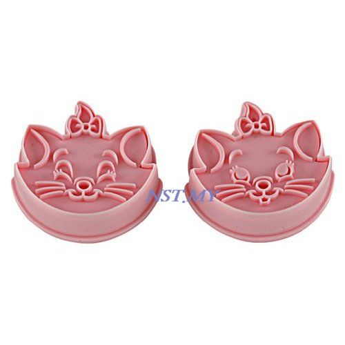 Marie Cat Cookies Cutter Set