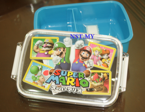 Japan Made Super Mario Bento Box