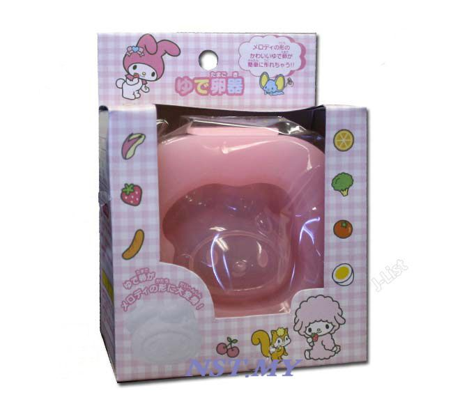 Japan Import Melody Head Shaped Egg Mould