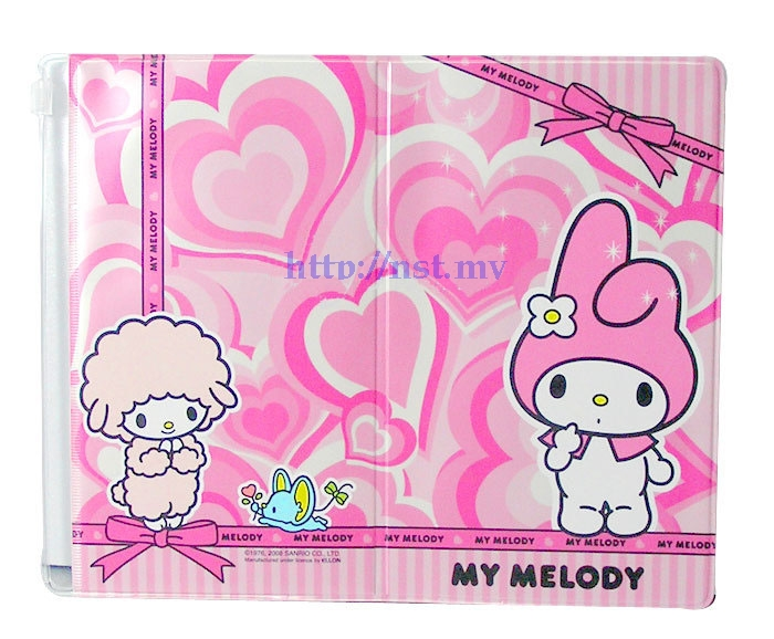 Melody Multi layer passport/document/ Cards holder