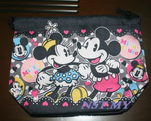 Cute Mickey Mouse Bento Bag