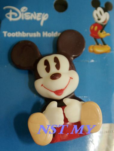 Japan Import Mickey Mouse Toothbrush Holder