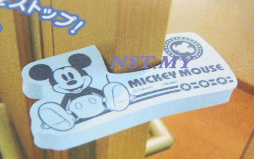 Japan Import Mickey Door Stopper