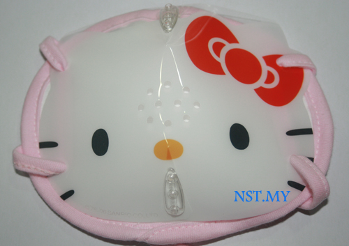 Hello Kitty Bio口罩 C