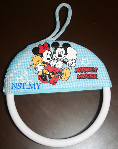 Mickey Minnie Towel Holder