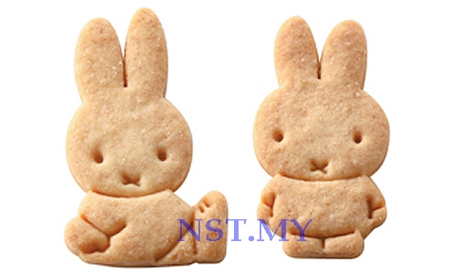 Japan Import Rabbit Cookies Mould