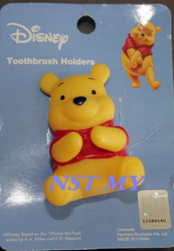 Japan Import Winnie the Pooh Toothbrush Holder