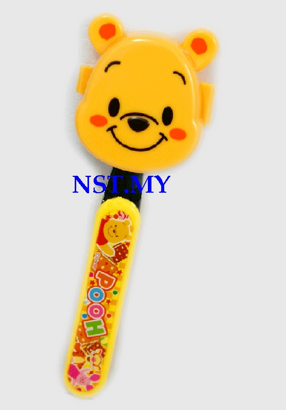 Japan Import Pooh Spoon with cover set