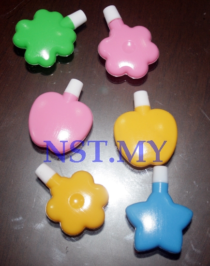 Japan Made Star+Flower+Apple Shaped Sauce bottle
