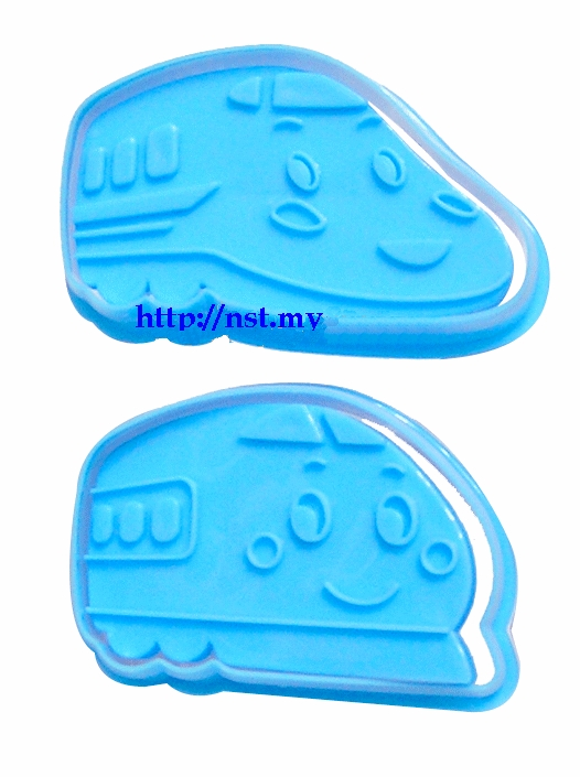 Japan Import Shinkansen Toast/Cookies/Moon Cake Mould