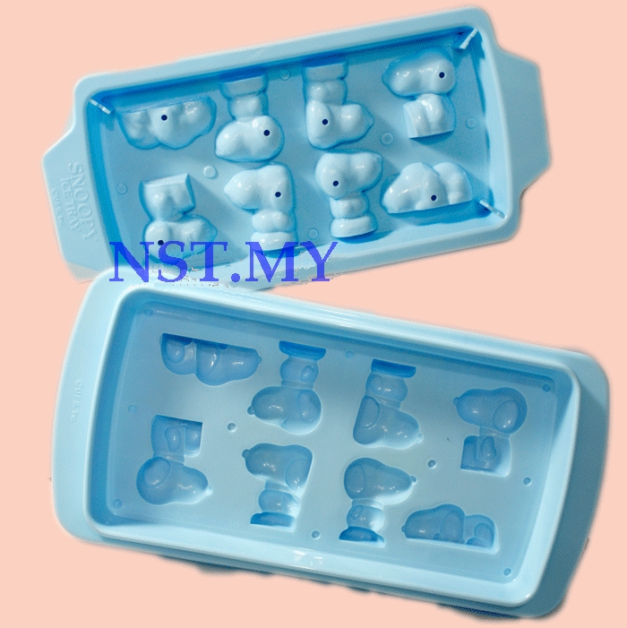Japan Made Snoopy QQ Ice/Chocolate/Jelly Mould