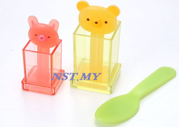 Japan Made Small Cube Rice Mould