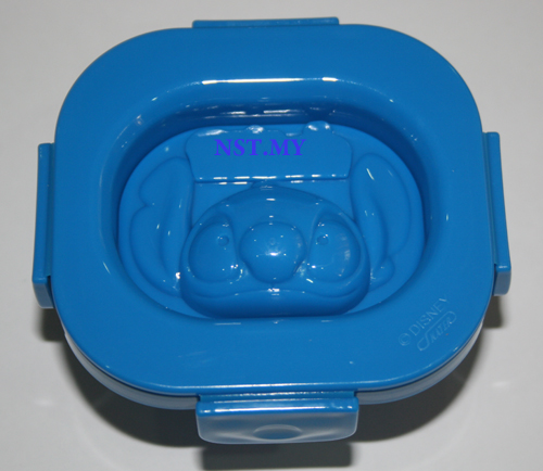 Japan Import Stitch Head Shaped Egg Mould