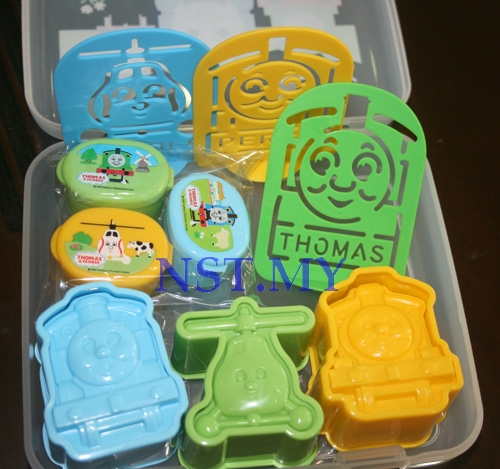 Japan Import Thomas Cookies Mould Box Set