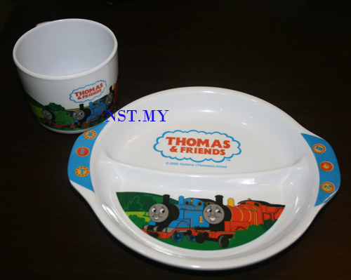 Thomas Plate and Cup Set